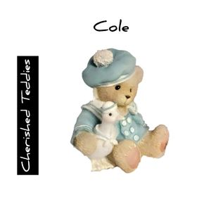 👣3/$20. Cherished Teddies ~Cole~ We've Got A